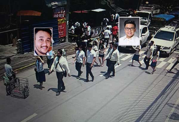 Suspect in UST student's fatal hazing goes overseas