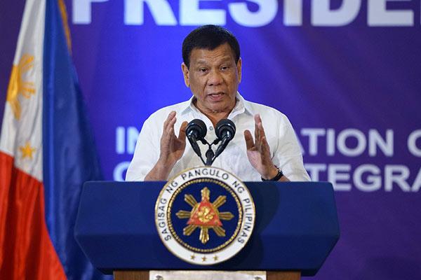 Duterte Threatens to Investigate Ombudsman