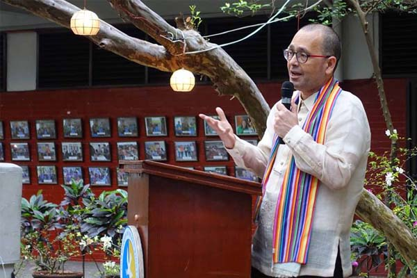 Speaking on the sidelines of a human rights forum in Taguig City yesterday, CHR chairman Chito Gascon reiterated their call for the government to ensure the protection of human rights of all Filipinos. Commission on Human Rights Facebook/File