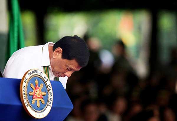 Duterte's satisfaction, trust ratings go down - SWS