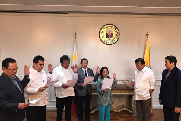 Arroyo joins PDP-Laban