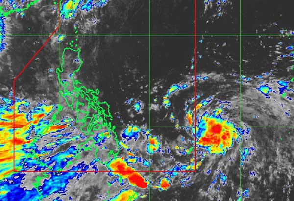 New LPA to enter Phillippines today