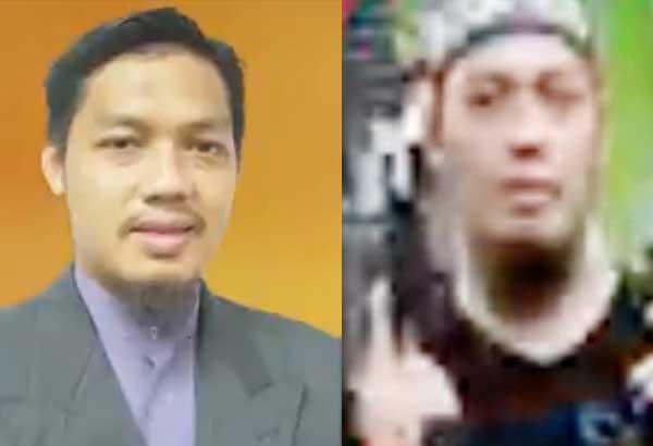 Photos show Malaysian terrorist Mahmud Ahmad