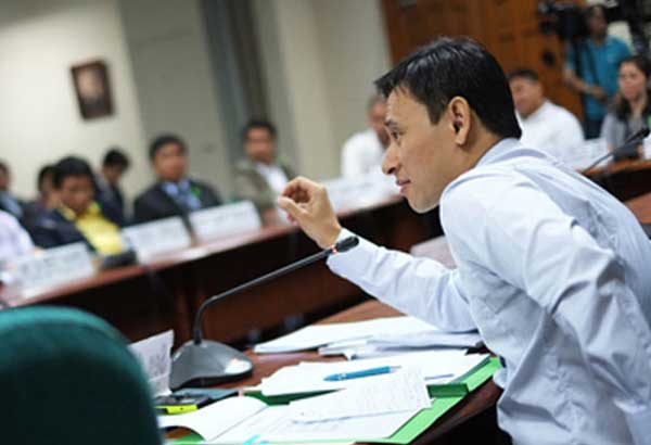 Sen. Sonny Angara, vice chairman of the Senate finance committee, said the allocation of P10 million for each SUC would enable all ofthem to upgrade infrastructure and equipment in preparation for the implementation of the law on Universal Access to Quality Tertiary Education. File