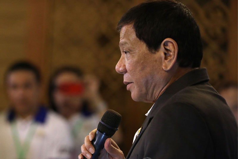 Duterte Reveals He 'Already Killed Someone' When He Was 16