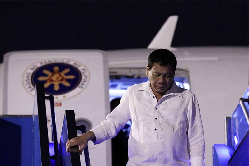 Philippine President Threatens to 'Slap' a UN Official