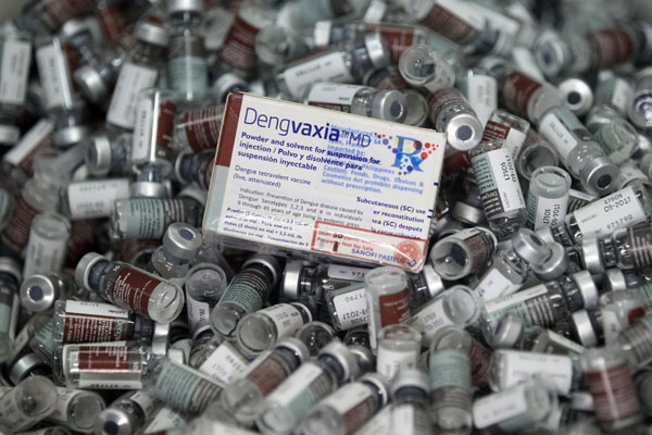 Philippines to demand refund from Sanofi over payment for controversial dengue vaccine