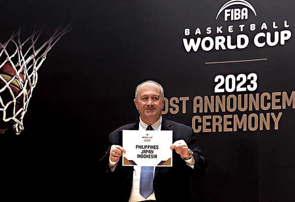 Philippines, Japan and Indonesia to co-host FIBA World Cup together