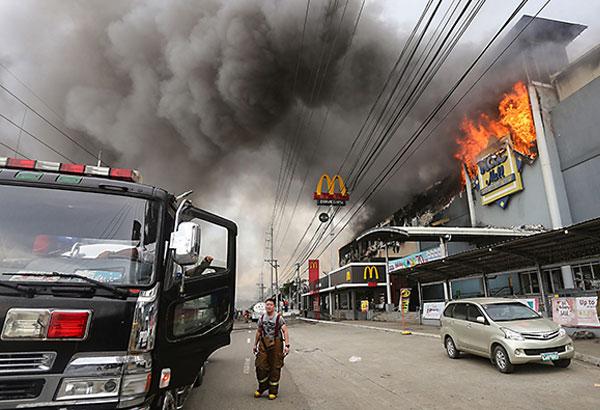 37 dead in Davao City mall fire