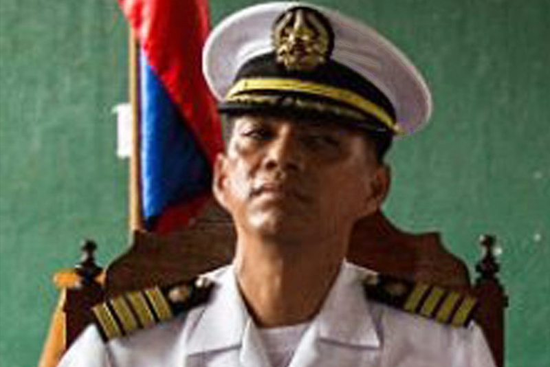 Palace clears Go in frigate issue