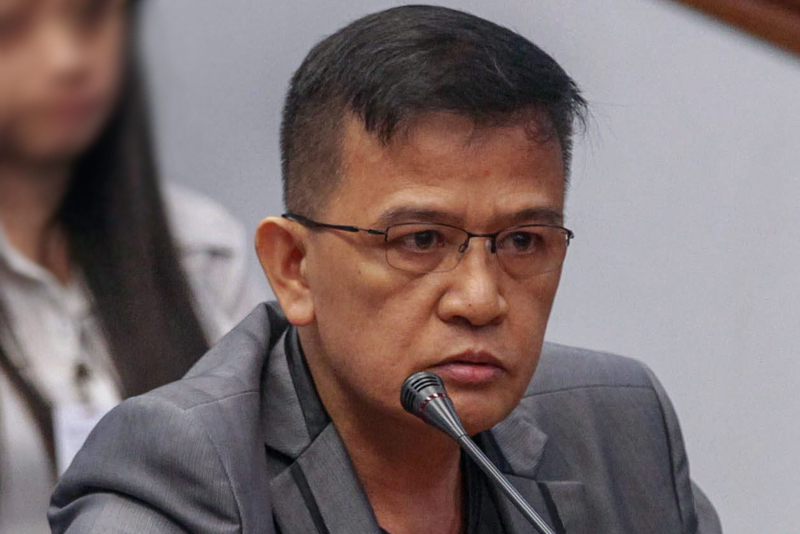 Faeldon asks Supreme Court to void Senate detention