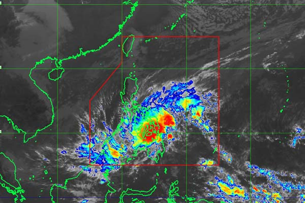 'Basyang' downgrades to tropical depression after making landfall
