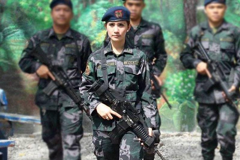 duterte names police officer as new presidential aide
