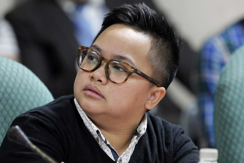 aiza seguerra quits as national youth commission chief