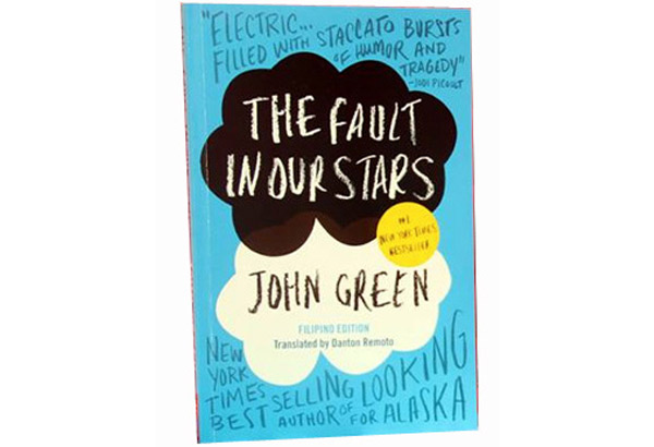 book reviews of the fault in our stars