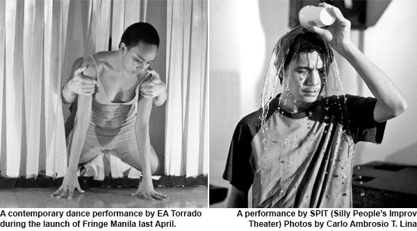 Fringe Manila aims to shake up the local art scene | Philstar com