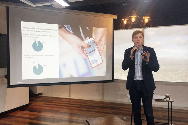 Andrew Macdonald, Uber's regional general manager for Asia-Pacific and Latin America, explains the company's take on the future of urban mobility.
