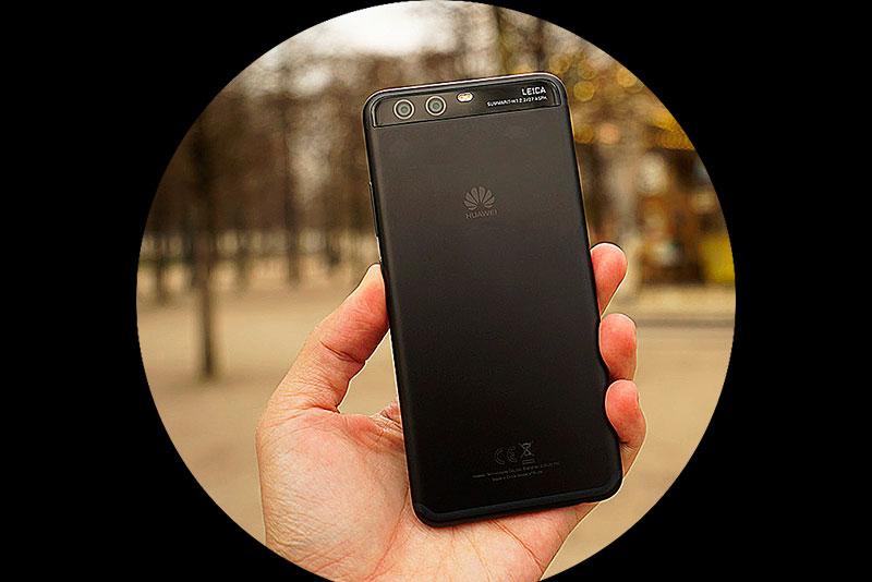Something new: Huawei P10