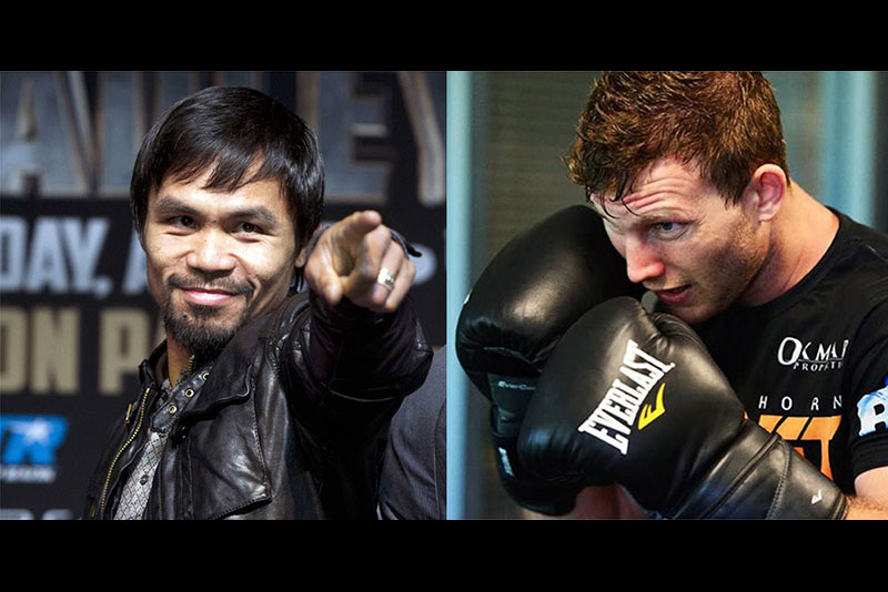 I'm not done yet, declares Pacquiao