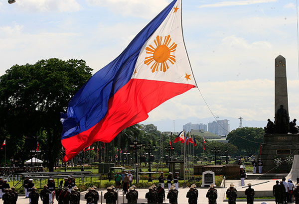 Image result for Philippine independence 119 anniversary photos