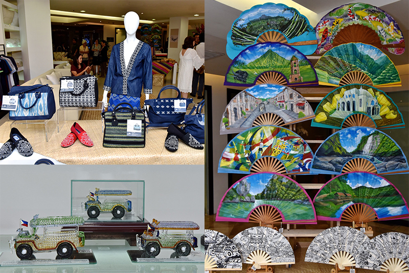 """Patronize and be inspired by these unique Filipino products featured in """"Art & Soul of the Filipino"""" and5thPhilippine Harvest."""