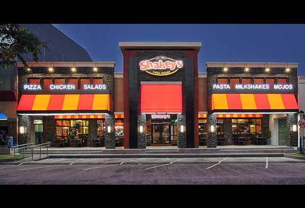 Shakey's' 200th branch is strategically located at Paseo de Magallanes, Makati City.