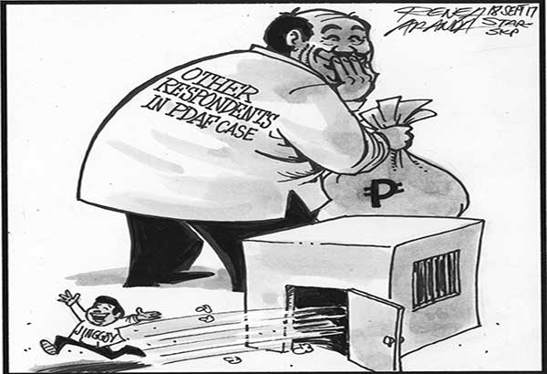 EDITORIAL - What about the others?