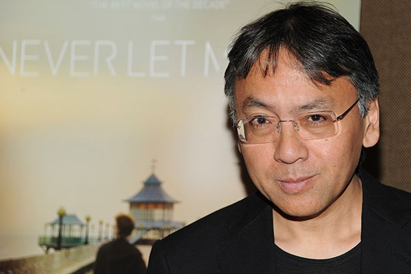 In this Tuesday, Sept. 14, 2010 file photo, author Kazuo Ishiguro attends a special screening of 'Never Let Me Go' in New York. The Nobel Prize for Literature for 2017 has been awarded to British novelist Kazuo Ishiguro, it was announced on Thursday, Oct. 5, 2017. AP Photo/Evan Agostini, File