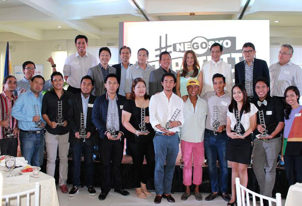 Welcome, Cebuano entrepreneurs