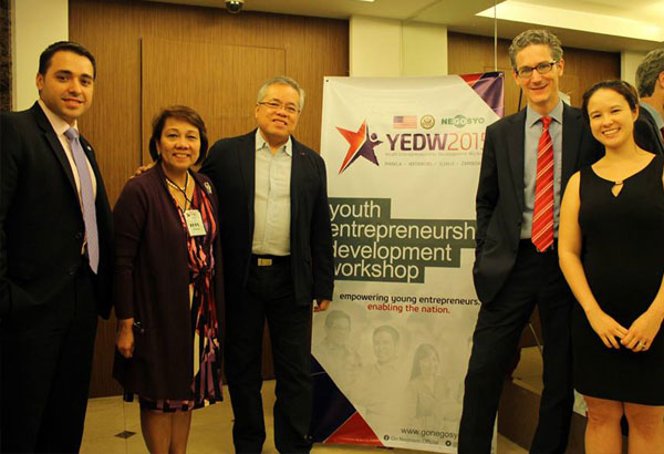 Us Embassy And Go Negosyo Partner To Empower Young Entrepreneurs