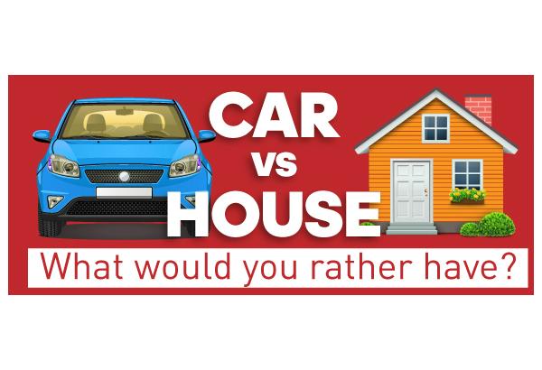 deca-car-house - Car vs. house: What would you rather have? - Lifestyle, Culture and Arts