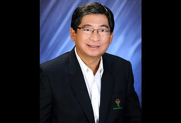 Dr. Philip Ella Juico, president of the Philippine Athletics Track and Field Association and dean of DLSU's Graduate School of Business