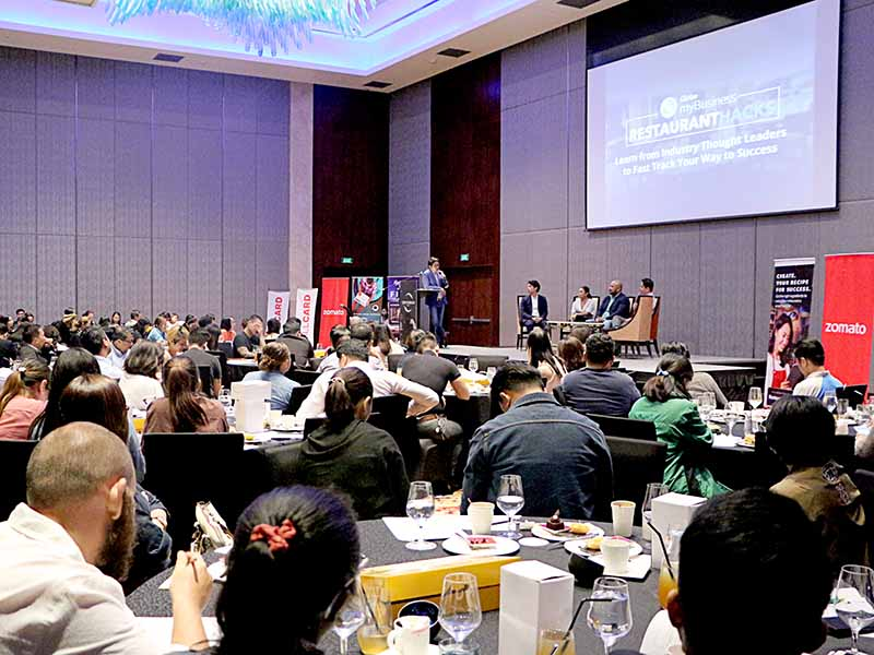 Restaurant owners from Parañaque, Las Piñas, Muntinlupa and Pasay were all invited to learn from the Philippines' best industry thought leaders. Released