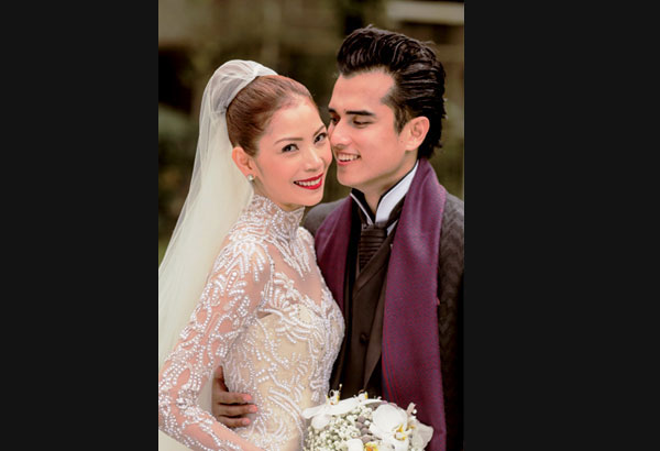 Joseph And Marnely Calata Wedding Reception At Raffles Amp Fairmont Ballroom