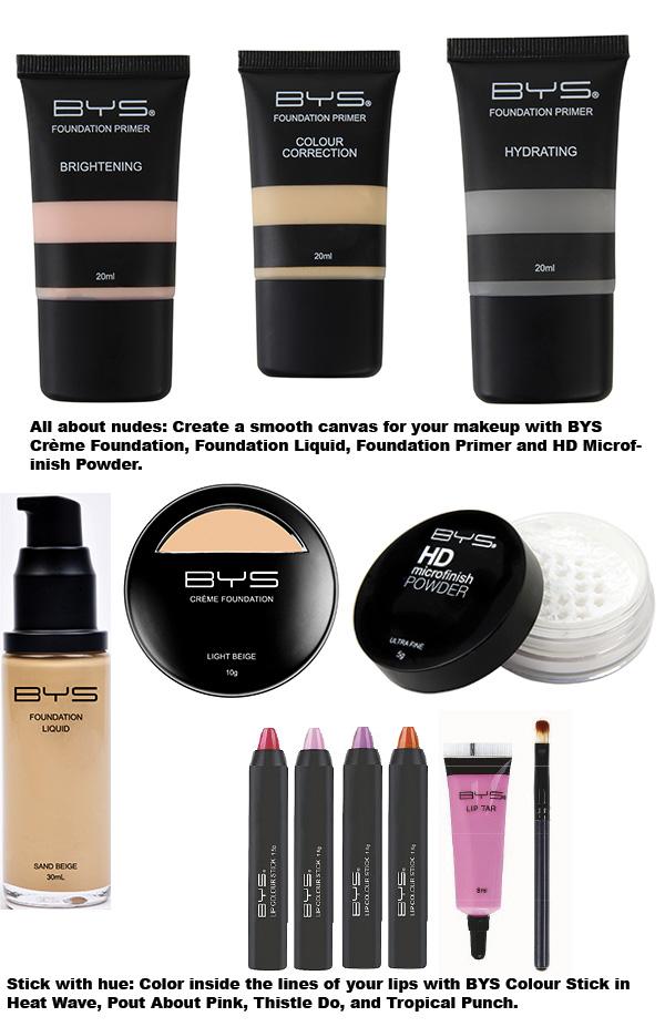 makeup store brand