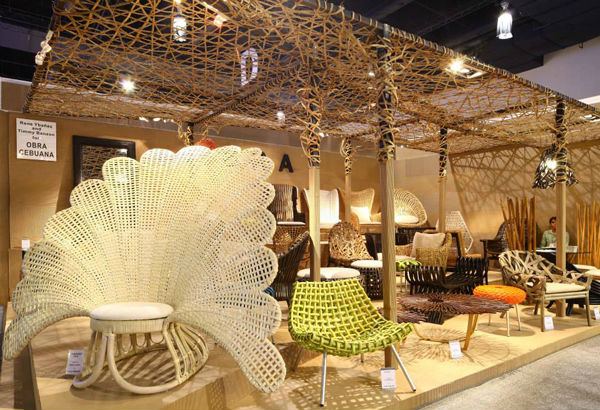 Philippines Takes Lead In Design And Innovation In Furniture Show Arts And Culture Lifestyle