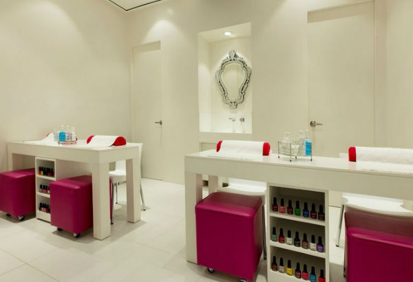 In photos indulge in beauty bar 39 s posh bgc concept store for A total new you salon