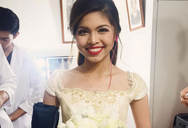 Maine Mendoza gets a special and unexpected Valentine's Day gift. Instagram/Maine Mendoza