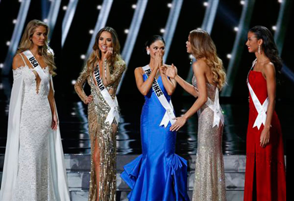 Miss Colombie 2017 >> FULL TEXT: Miss Universe 2015 Q&A with top 5 contestants | Entertainment, News, The Philippine ...