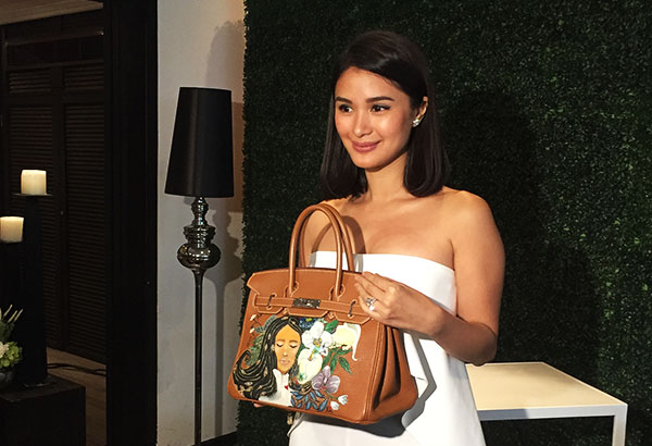 VIDEO: Heart Evangelista talks about motherhood