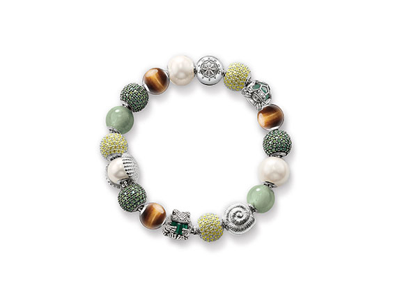 Bonding Over Thomas Sabo S Karma Beads Love Bands And White Diamonds Fashion And Beauty