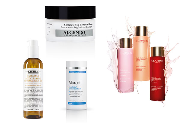 Some skin care products you should try out this October.
