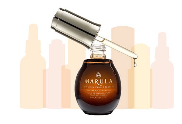 Oil right: Essential oils, like Marula (available at SM beauty counters), are good for the skin.