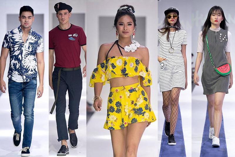 Top 5 summer fashion trends from Bench Fashion Week ...