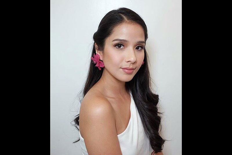 Maxene Magalona Two Piece