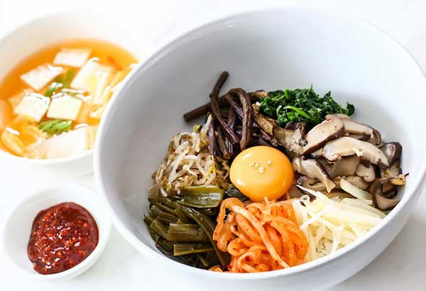 Korean favorite: Bibimbap