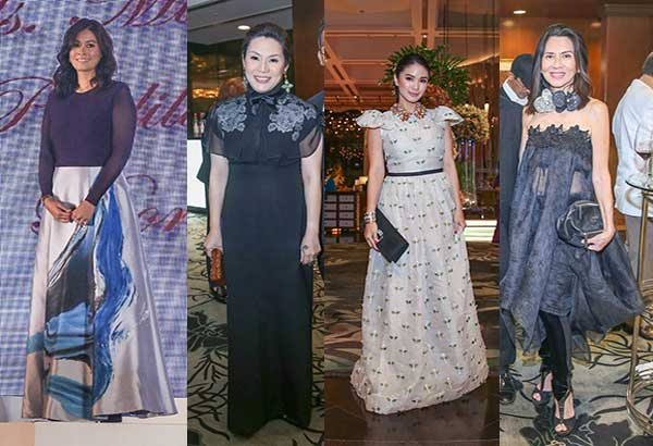 10 Most Elegant Filipinas