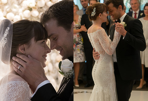 Filipina designs wedding dress for \'Fifty Shades\' sequel | Philstar.com