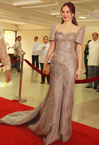 Sona Catwalk Collection Congress Of The Philippines Articles