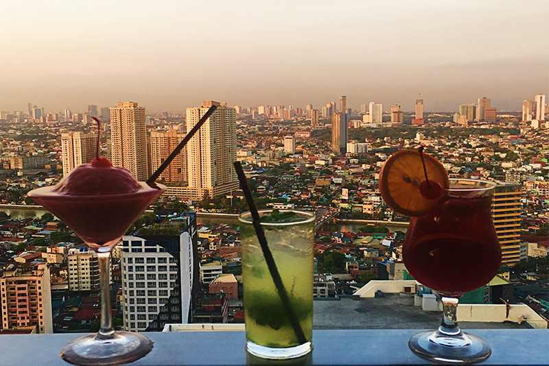 Five of the best bars inPoblacionmade cocktails andmocktailsfeaturing these refreshing flavors to celebrate the Philippines' native fruits.Photo by James Miguel
